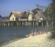 Stilt Houses Lake Constance