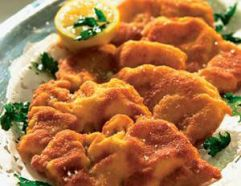 Schnitzel - every 1st Friday at the Hirsch